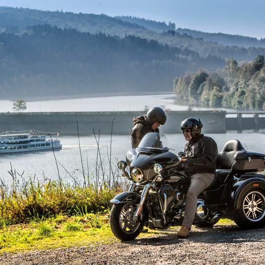Motorrijden in Sauerland