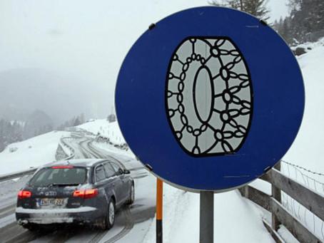 Sneeuwkettingen Winterberg