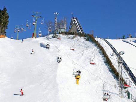 Skien Winterberg
