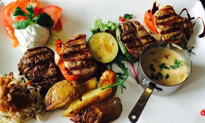 Gezellig restaurant en vriendelijke bediening bij Athen in Winterberg