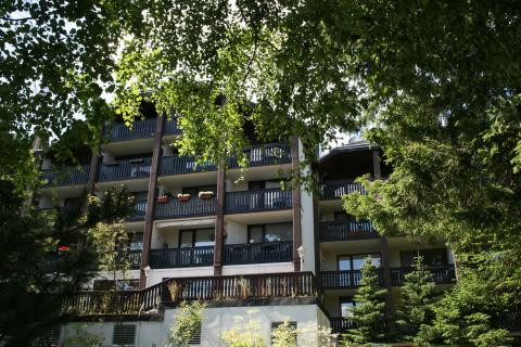 Appartement Kappeberg Lodge in Winterberg