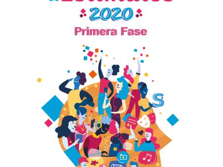 """Min-Cultura abre la primera fase de """"Convocatoria de Estímulos 2020"""" Una mirada desde el COVID-19."""