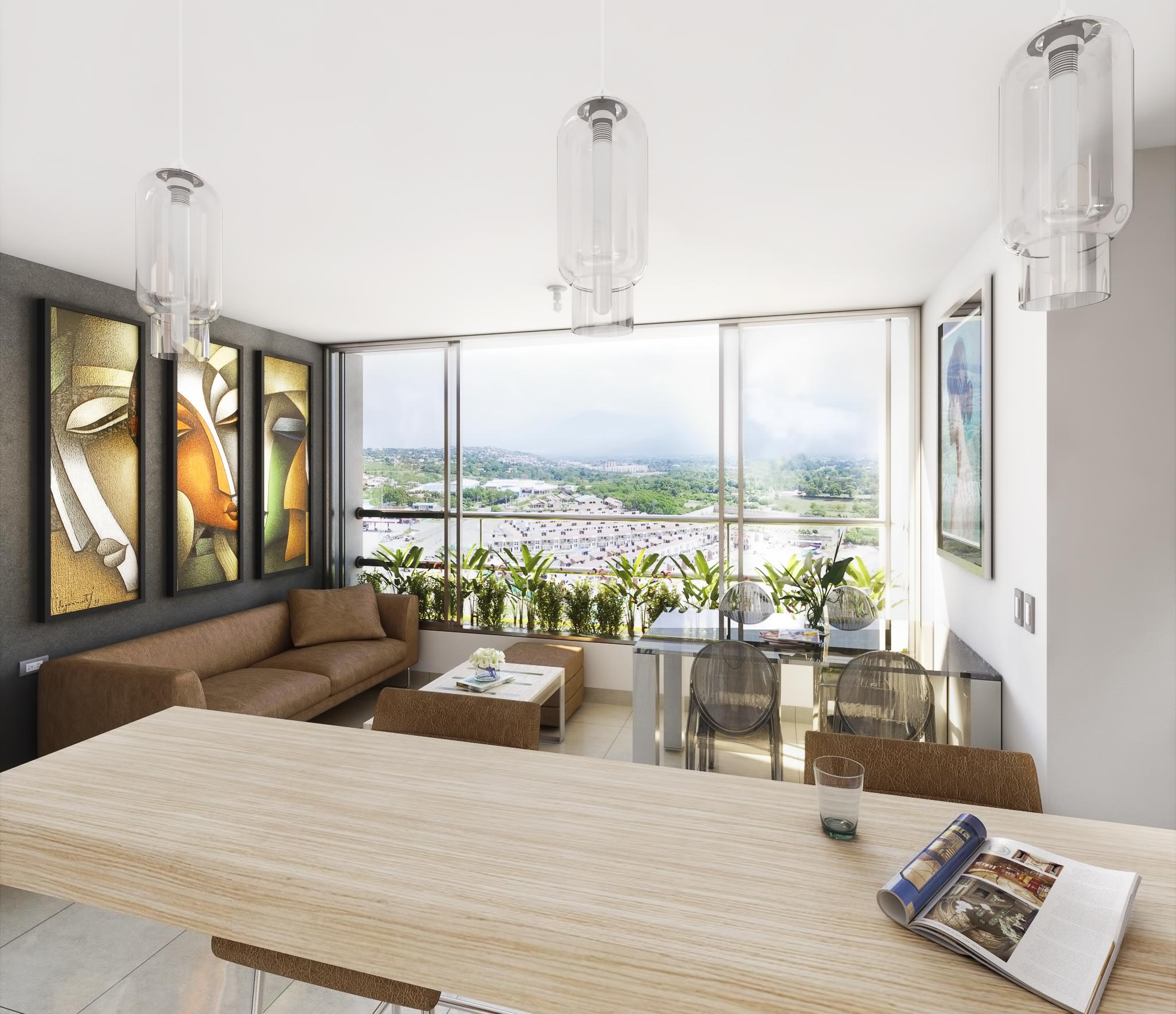Diseño interior de apartamentos