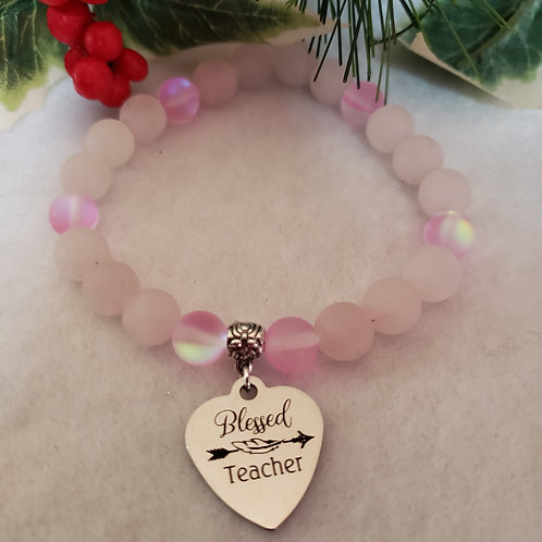 Teacher Appreciation Bracelet