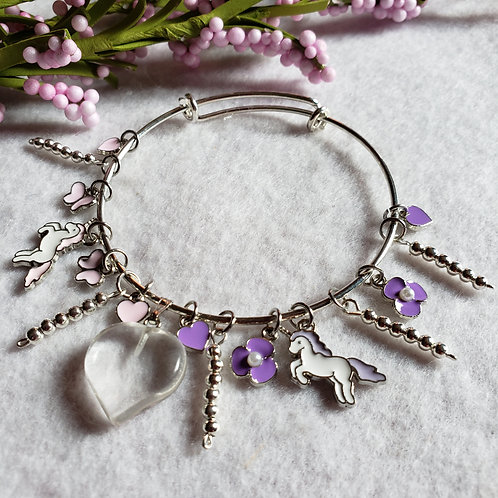 Charm Bracelet - One size fits most