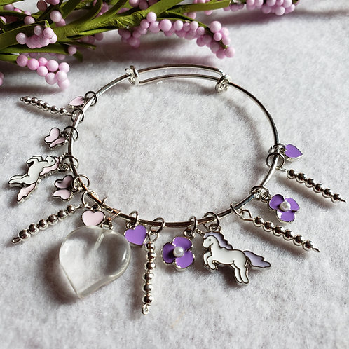 Charm Bracelet - One size fits most