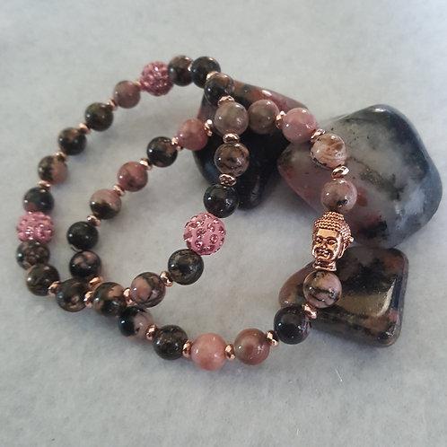 Rhodinite Bracelet