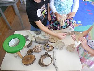 Children's Discovery Center South Classrooms Nature-based Austin Preschool Reggio Emilia