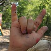 Children's Discovery Center South Austin Preschool Nature-based Reggio Emilia Happy Feet Soccer