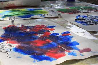 Austin Preschool Children's Discovery Center Art