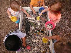 Children's Discovery Center South Beanstalks Nature-based Austin Preschool Reggio Emilia