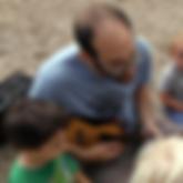 Discovery School Austin Preschool Nature-based Reggio Emilia Music with David