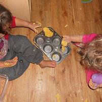 Children's Discovery Center South Sweetpeas Nature-based Austin Preschool Reggio Emilia