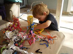 Discovery School Classroom Nature-based Austin Preschool Reggio Emilia