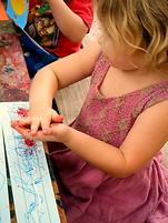 Children's Discovery Center South Redbuds Nature-based Austin Preschool Reggio Emilia