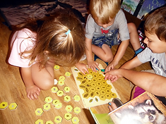 Children's Discovery Center South Snapdragons Nature-based Austin Preschool Reggio Emilia