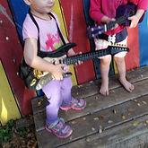 Children's Disovery Center South Austin Preschool Nature-based Reggio Emilia Music with David!
