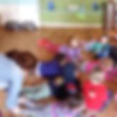 Discovery School Austin Preschool Nature-based Reggio Emilia Yoga