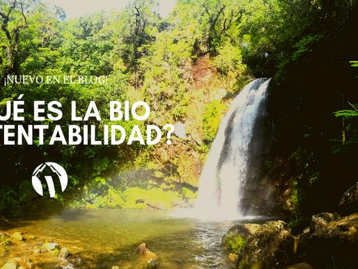 ¿Qué es la cultura de la bio sustentabilidad?