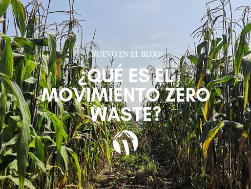 ¿Qué es el movimiento Zero Waste?