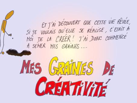 Graines de créativité