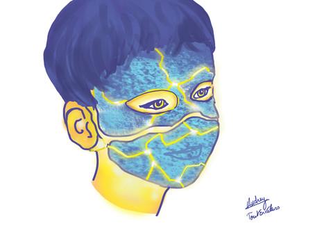 Le masque du paraître