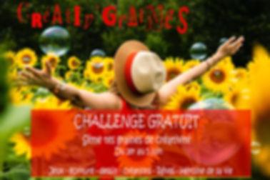 Créativ' graines - animagicus- challenge