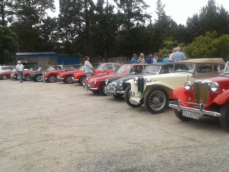 MGCC breakfast runs and lunches