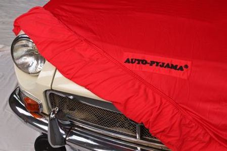 Auto-Pyjama Satin