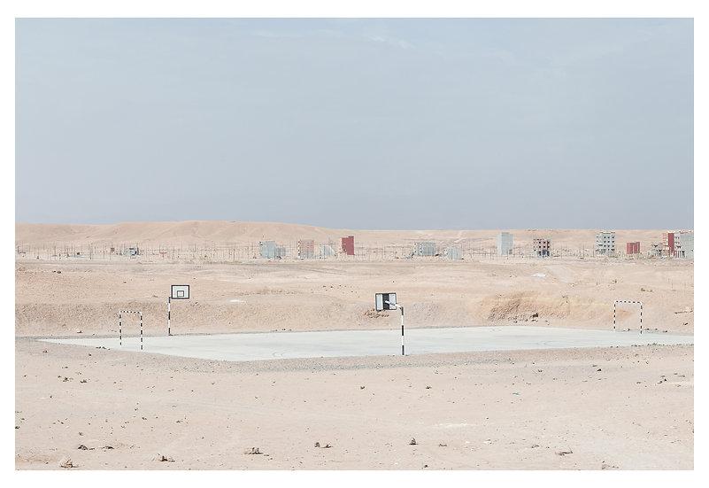 Desert Playground. Ouarzazate, Morocco 2018