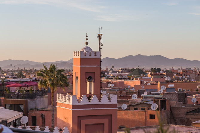 Marrakech IV / 2018