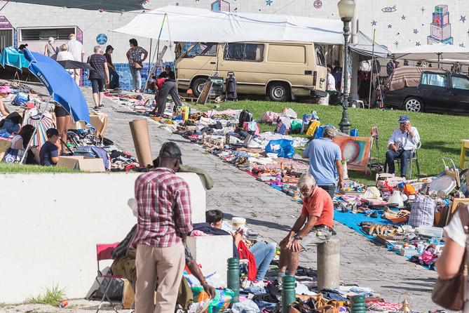 Flea market / 2019