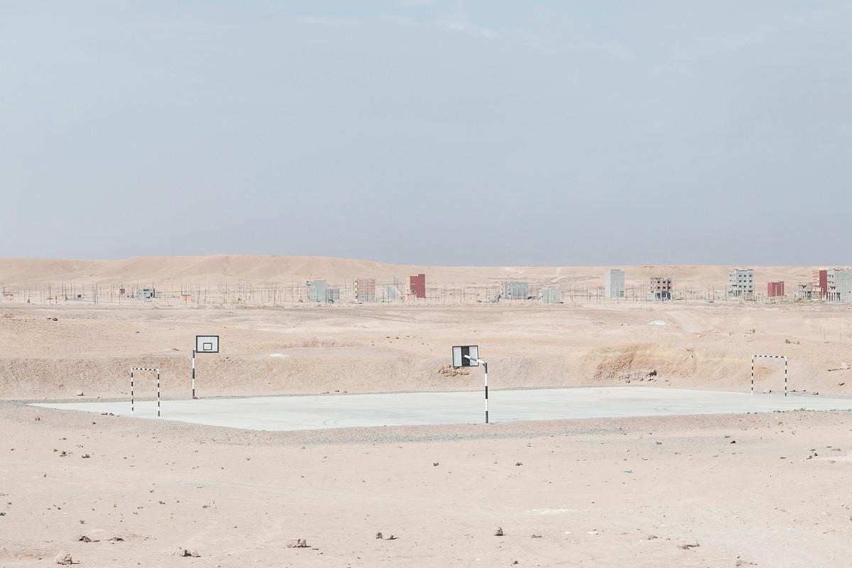 Desert Playground / 2018