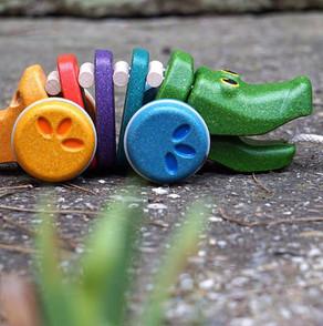 צעצועים מעודדי זחילה