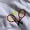Thumbnail: Tennis Cross-Stitch