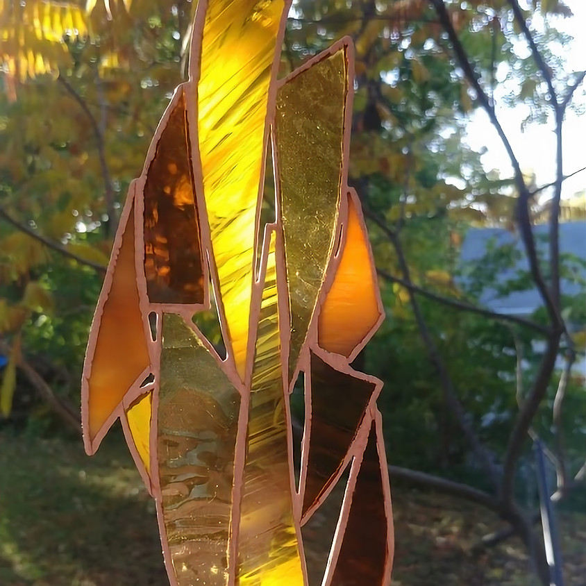 Stained Glass- Sun Catcher
