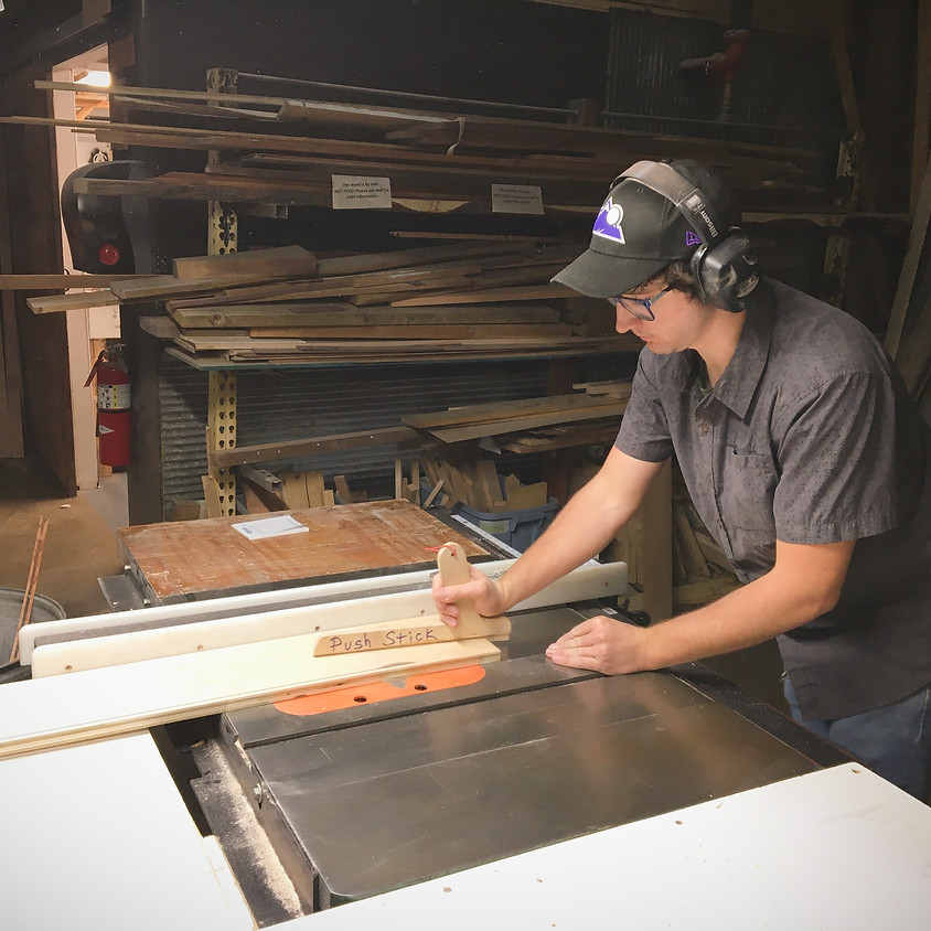 Wood Shop Safety 1.0—Core Power Tools