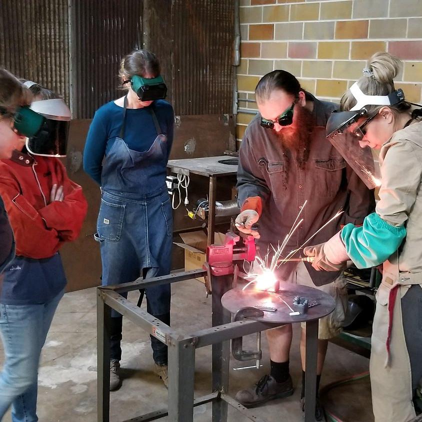 Women's Welding Workshop