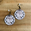 Thumbnail: Quince - Vintage Clock Earrings