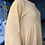 Thumbnail: Simplicity8856 - Gold Knit Dress