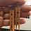 Thumbnail: Buttercup - Clothes Pin Earrings
