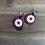 Thumbnail: Poppy - Vintage Star Earrings