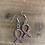 Thumbnail: Breast Cancer Ribbon Earrings