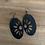 Thumbnail: Sunflower Earrings - Large