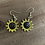 Thumbnail: Sunflower Earrings - Small