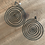Thumbnail: Sun - Round Wire Earrings