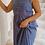 Thumbnail: Navy Blue Maxi Dress