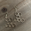 Thumbnail: Honeycomb Earrings - Gold