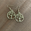 Thumbnail: Family Tree Earrings - Gold
