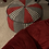 Thumbnail: Celeste - Round or Cube Ottoman Pouf - Unstuffed